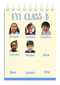 EY1 Class B