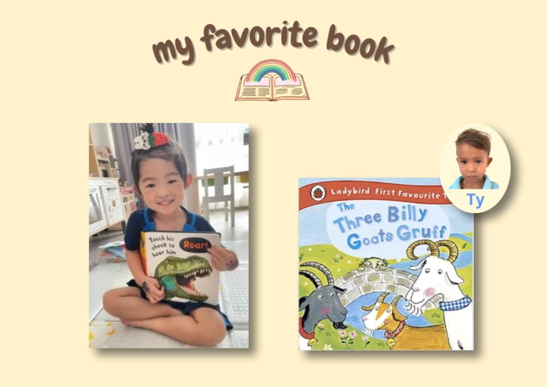 3 my favorite book - EY! 2021-2022