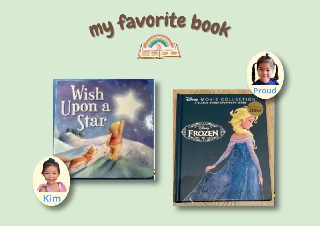 5 my favorite book - EY! 2021-2022