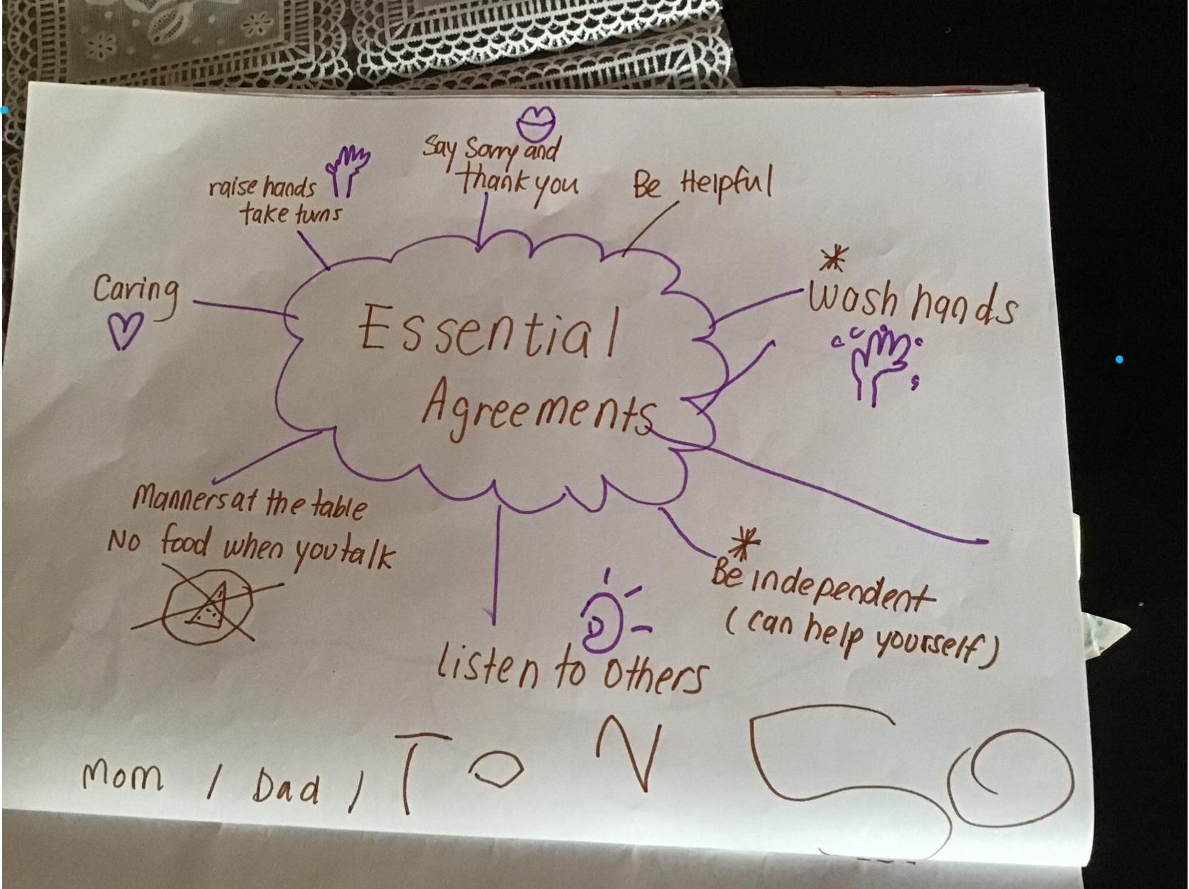 essential agreement 5