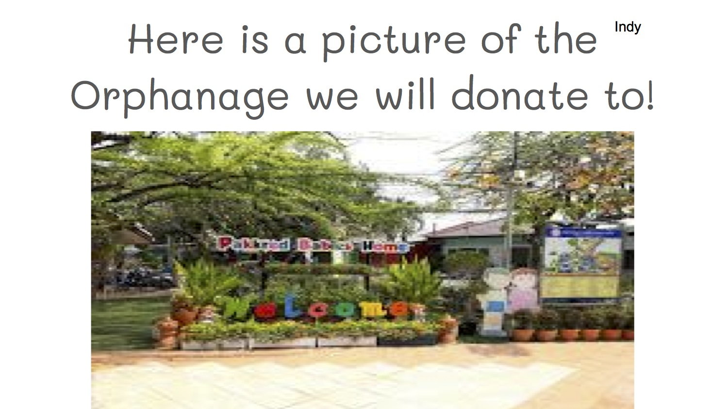 KIS CARES4 - For Homerooms