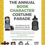 Book Character Parade pg1