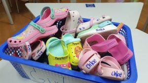 EY3 Swim Shoes