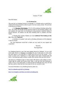 Loy Krathong letter-p2