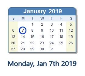 january-7-2019