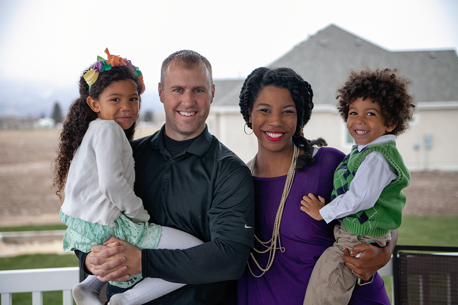 Interrracial-family-thanksgiving