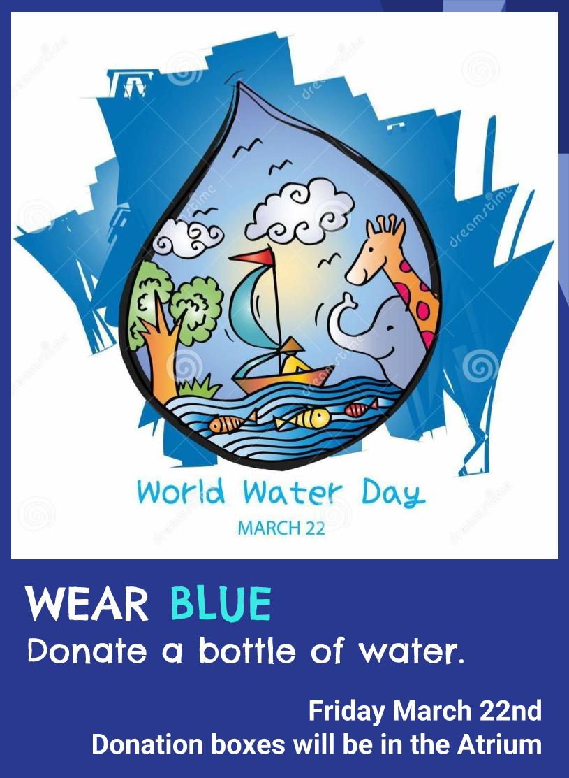 WORLD WATER DAY 2019 Friday 22nd March(4)