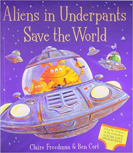 Aliens in Underpants