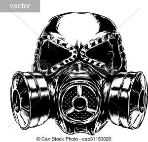 gas-mask-illustration-illustration_csp31153020